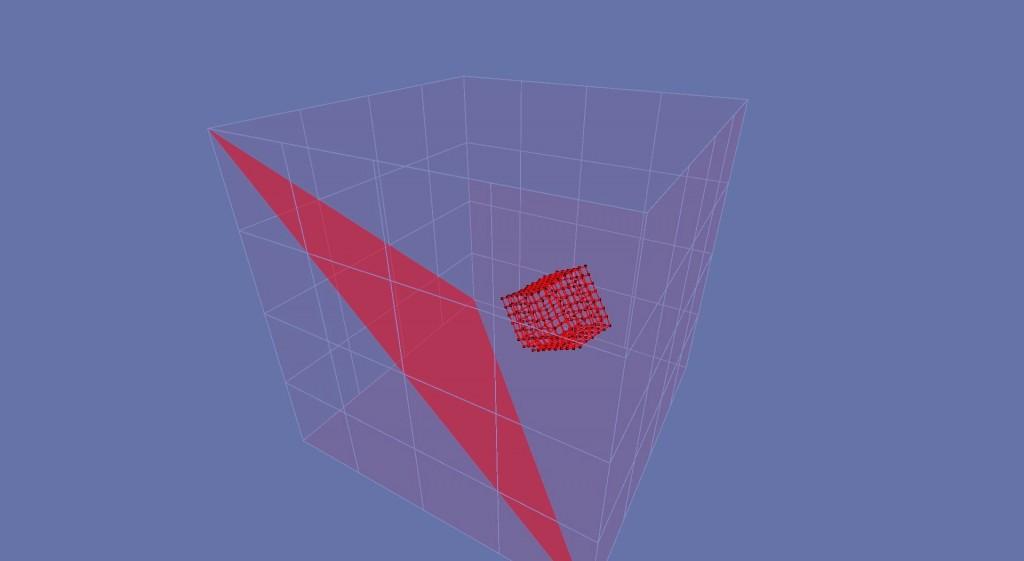 Jello Cube Simulation
